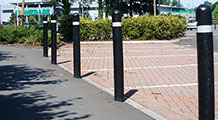 Menu Item - Bollards